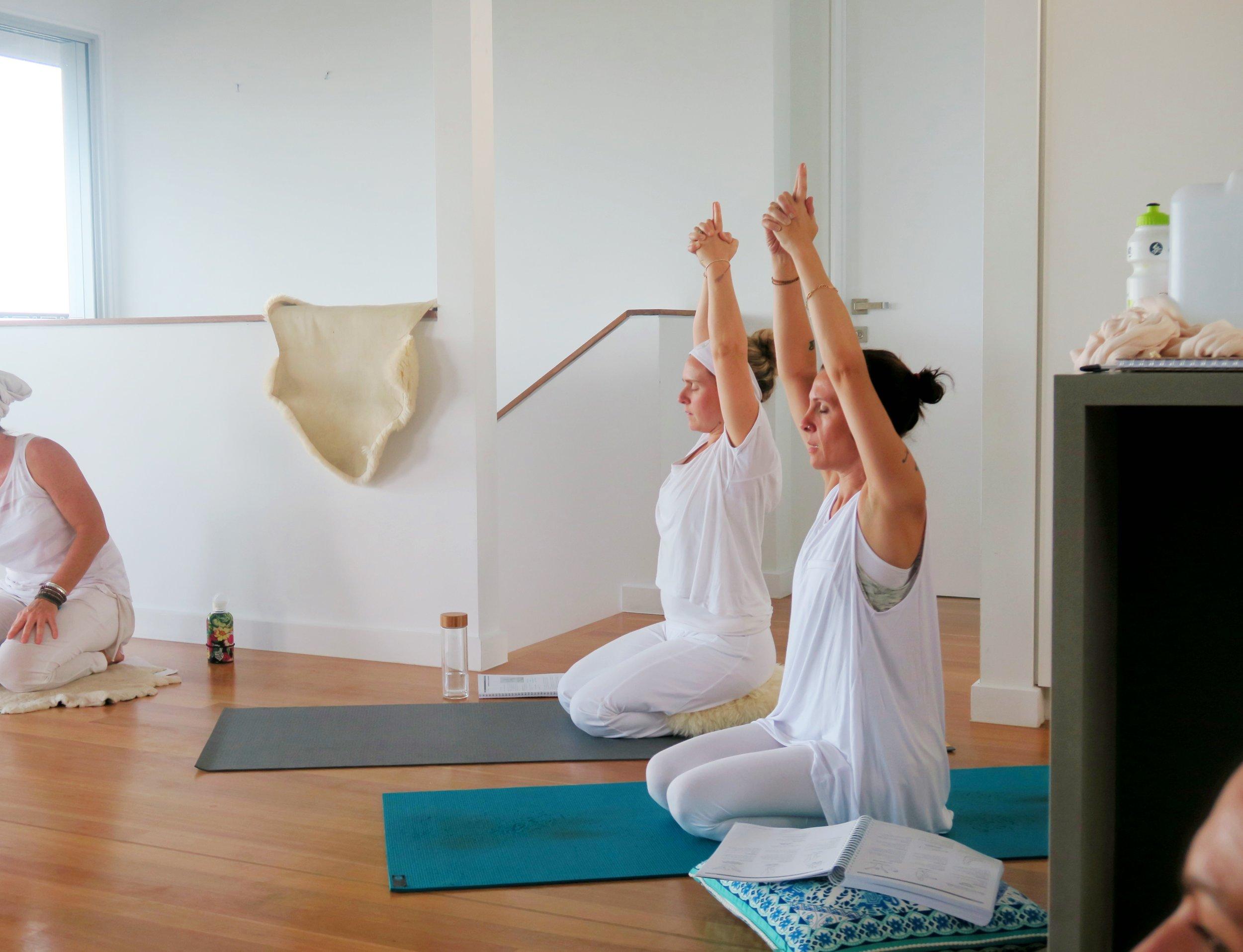 Level-one-kundalini-yoga-teacher-training-australia
