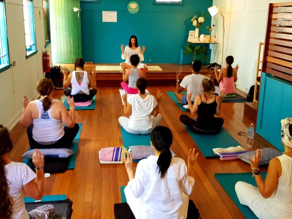 Kundalini yoga datingside