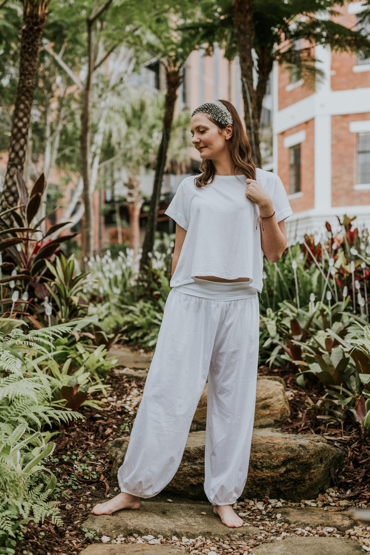 3189c63d23d WHITE YOGA CLOTHES — Kundalini Yoga Brisbane | Authentic, Awakening ...