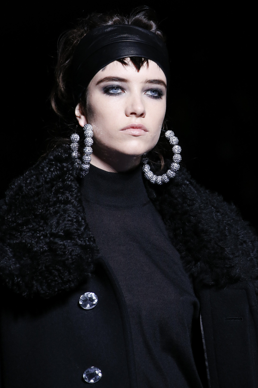 Photo credit: Vogue Runway