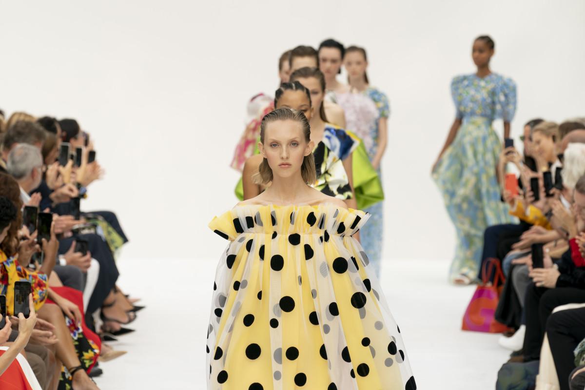 Fotos: Instagram y Vogue Runway