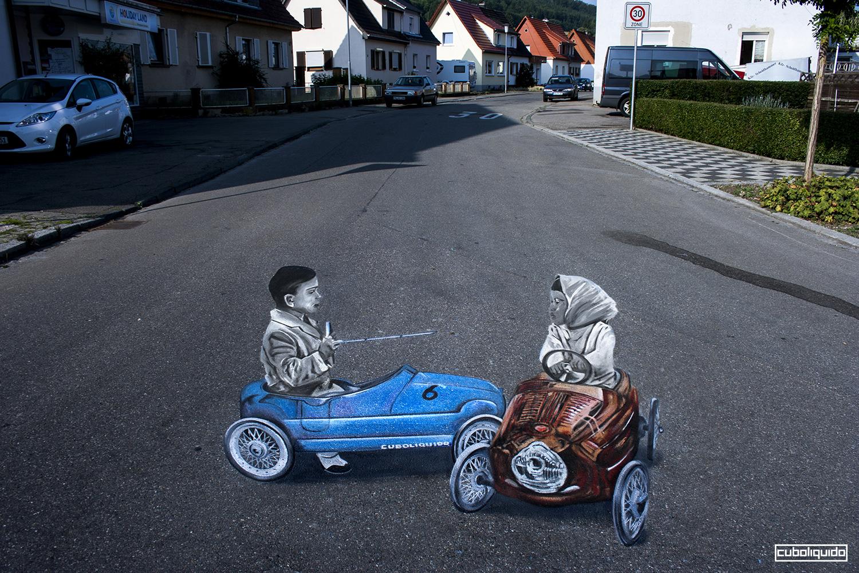 Street Art Festival - Blumberg