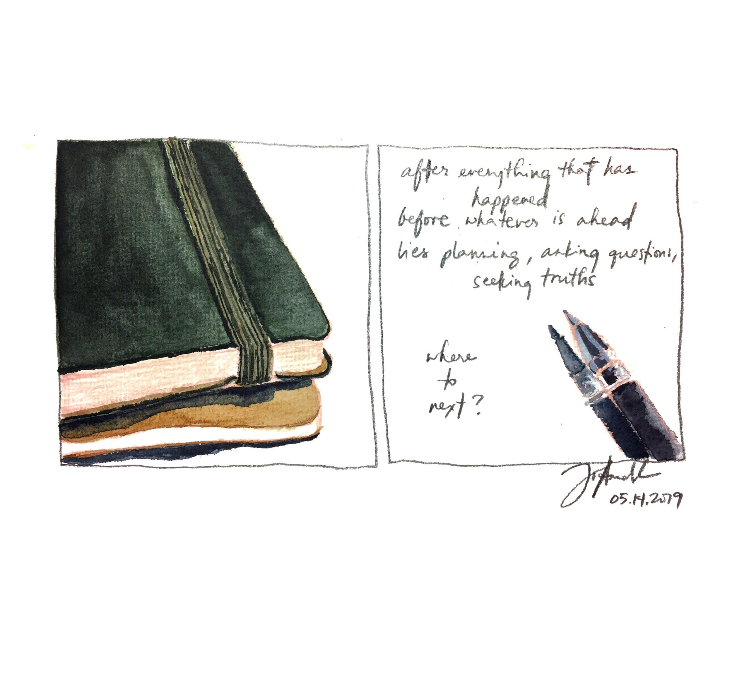 a new journal