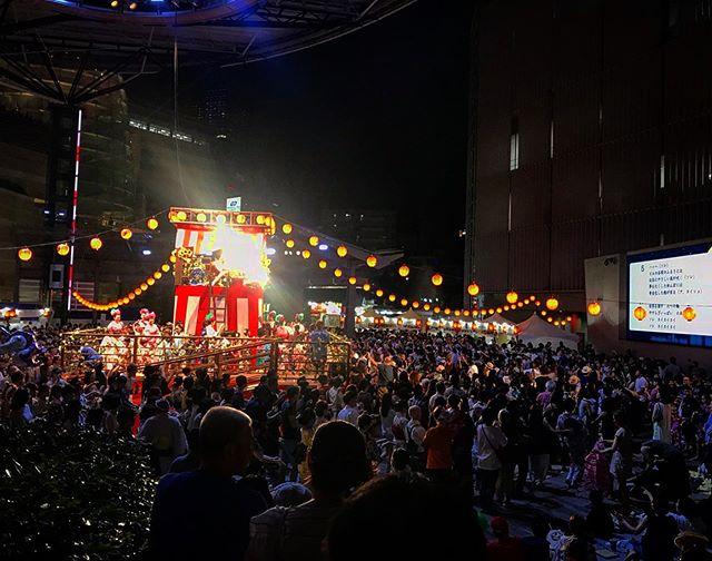 Nice night for a dance 💃     #japan #summer #festival #tokyo #matsuri #2019 #memories #dance #夏祭り #夏 #祭り #踊る #東京 #フェス #思い出す #日本