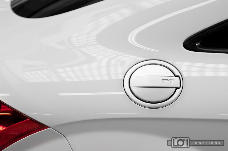 Audi TT: Fuel the fire