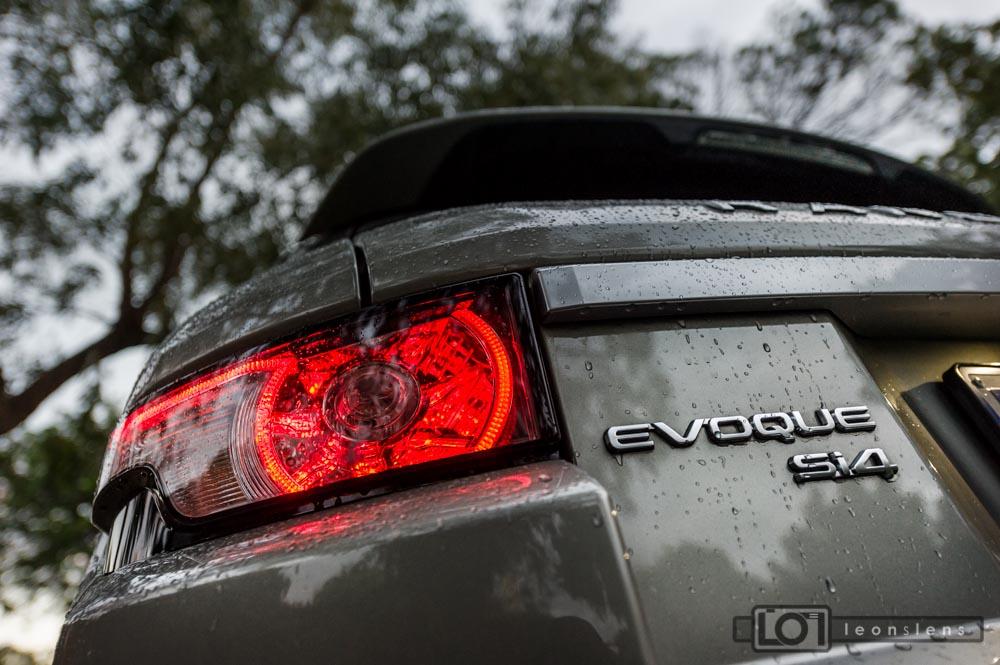 Range Rover Evoque: BrakeLight