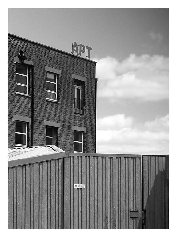 Apt, South London