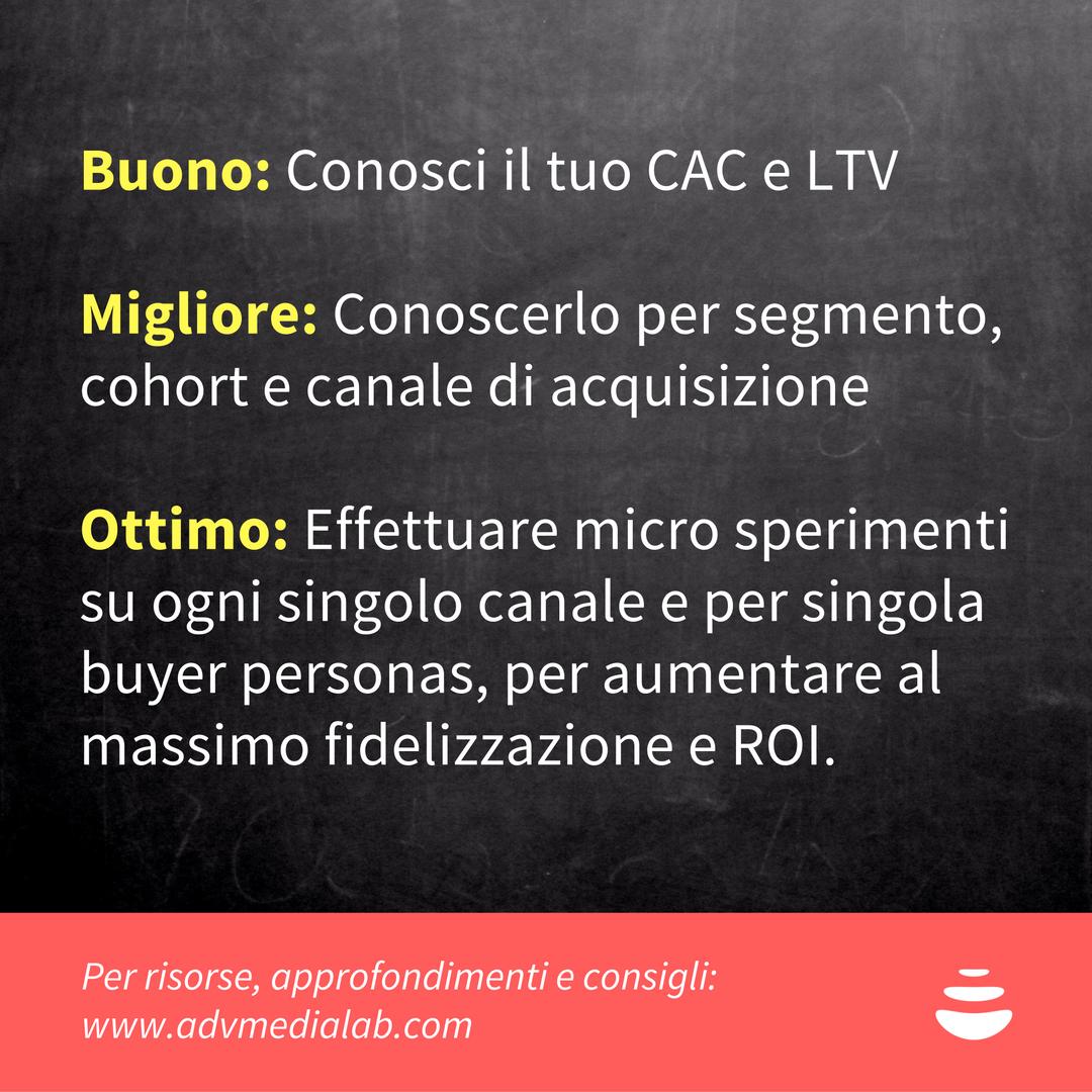 CAC e LTV