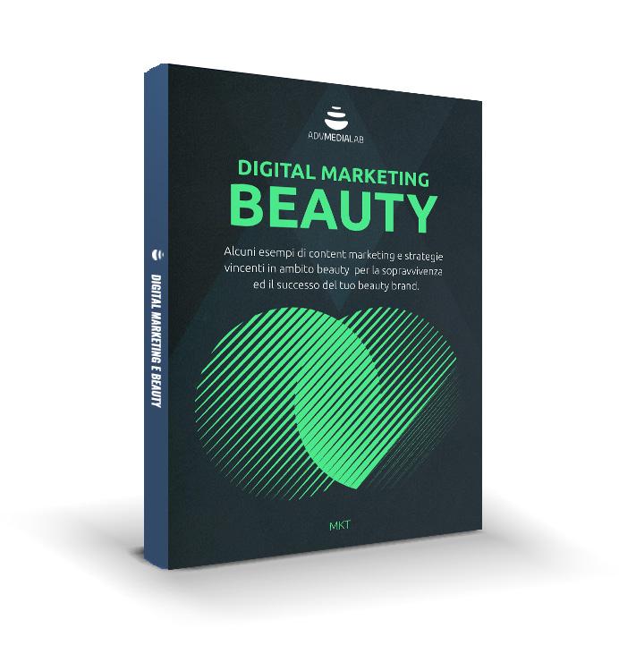 Digital marketing beauty