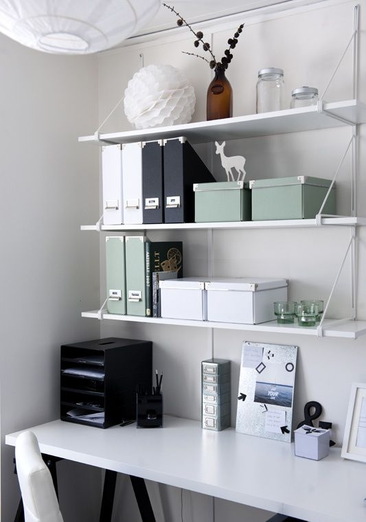 A simple pop of colour is enough. We work on the ten percent rule. Just enough to keep things interesting but not overkill. Put your things in boxes out of site. Check back in a month to see what you actually need and use.  Take the emotional attachment out of your de-clutter. Its just stuff!