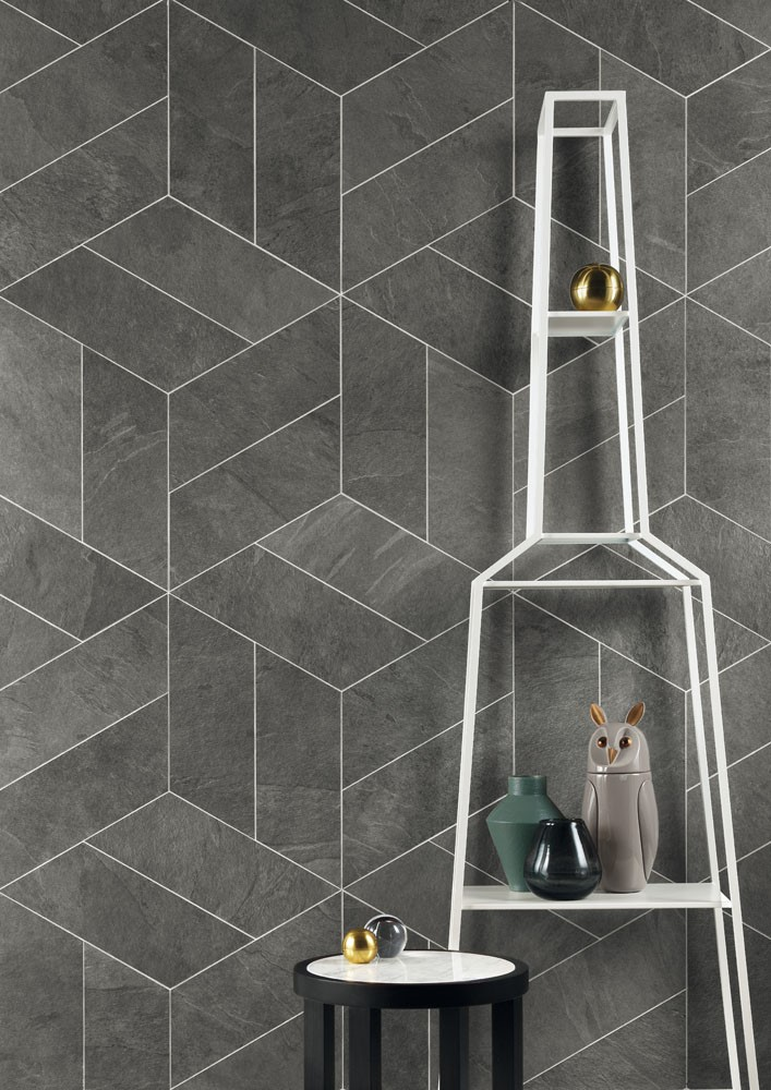 There are so many beautiful tiles around today, how do you choose? Creativity starts with an idea - try it, use that tile, take a risk and wait for the response.