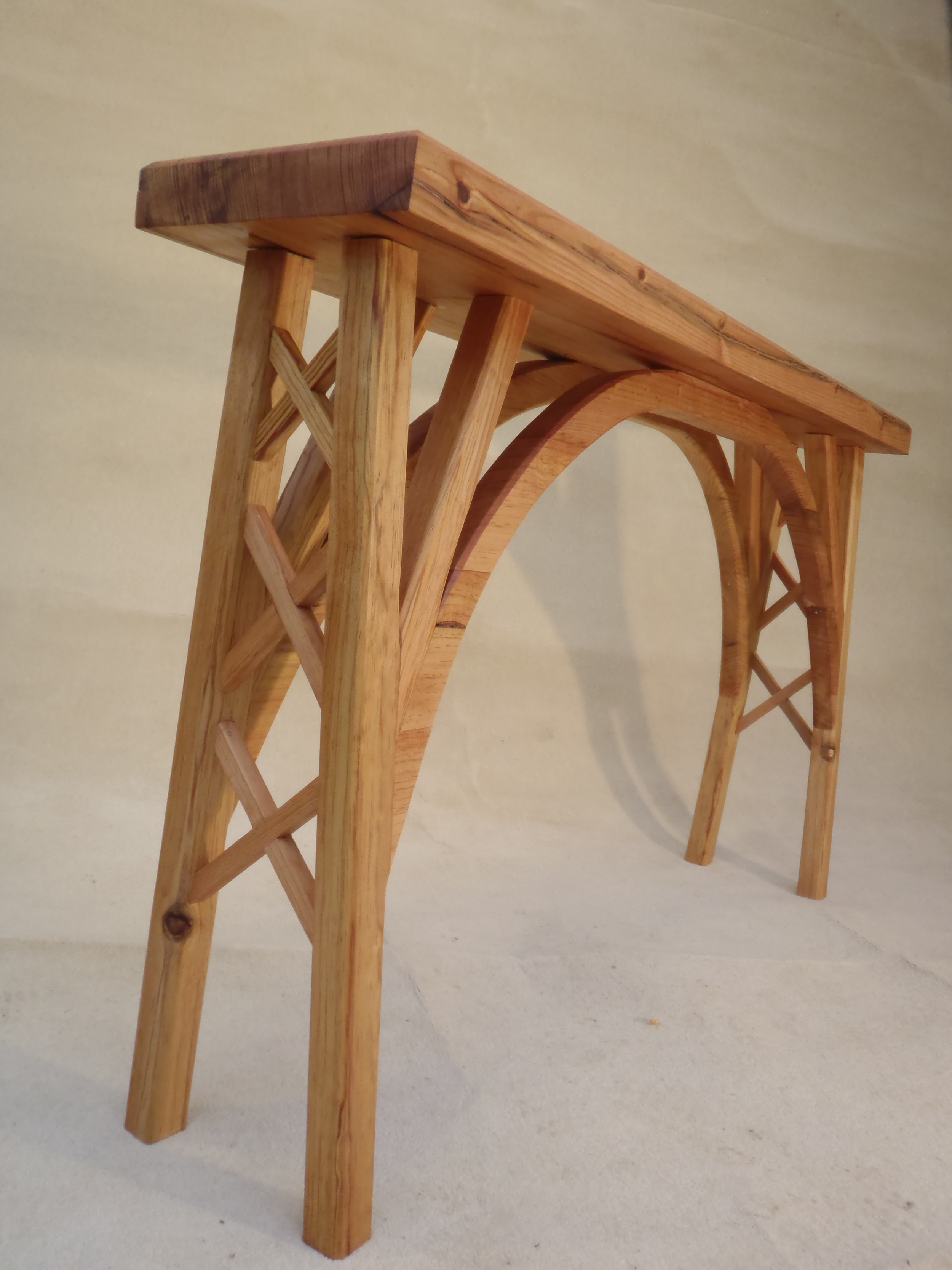 The forth rail table