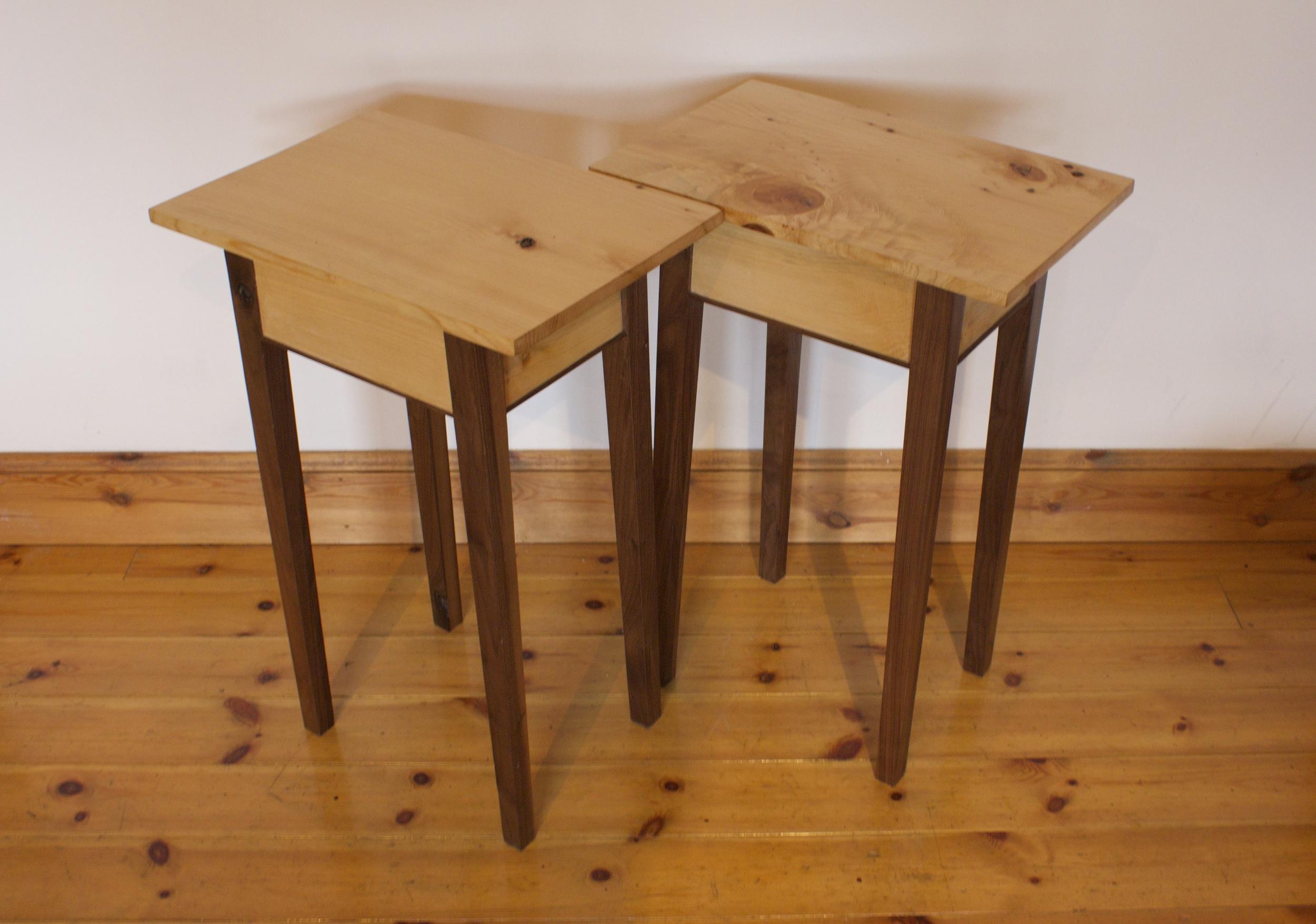 Shacker side tables