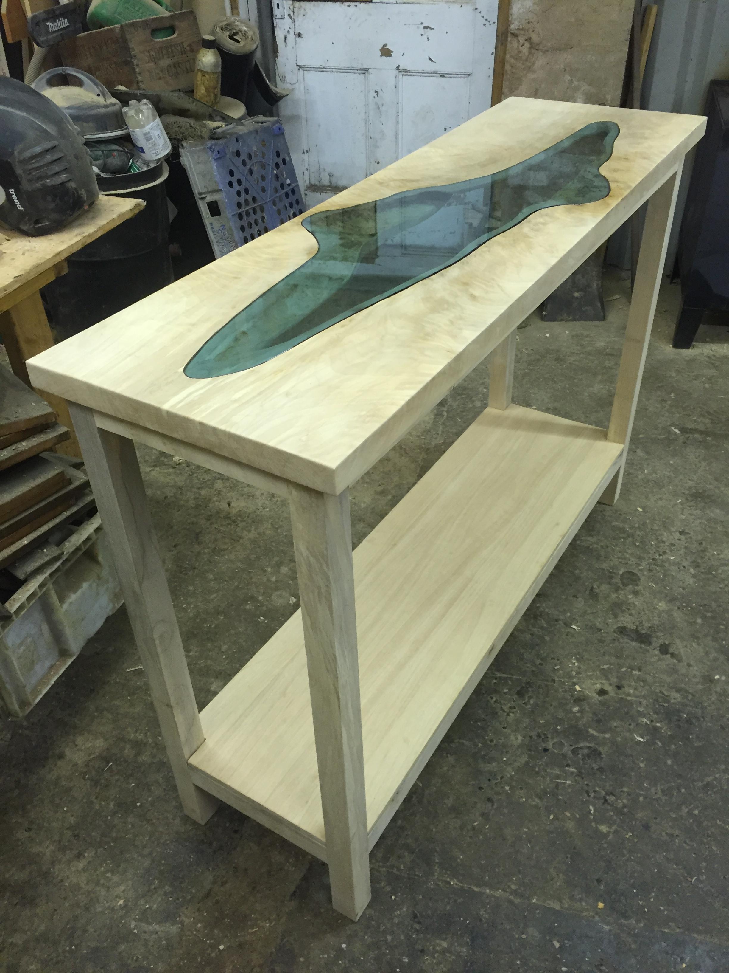 Lake table