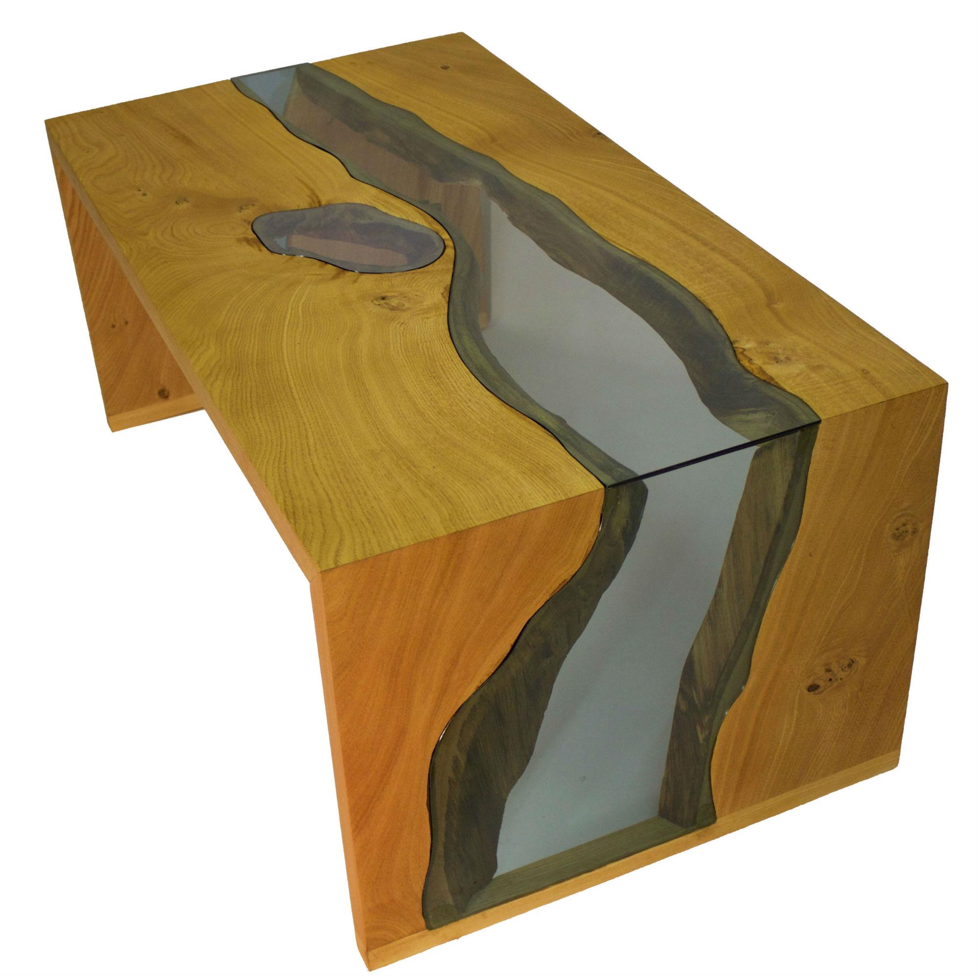 Waterfall table
