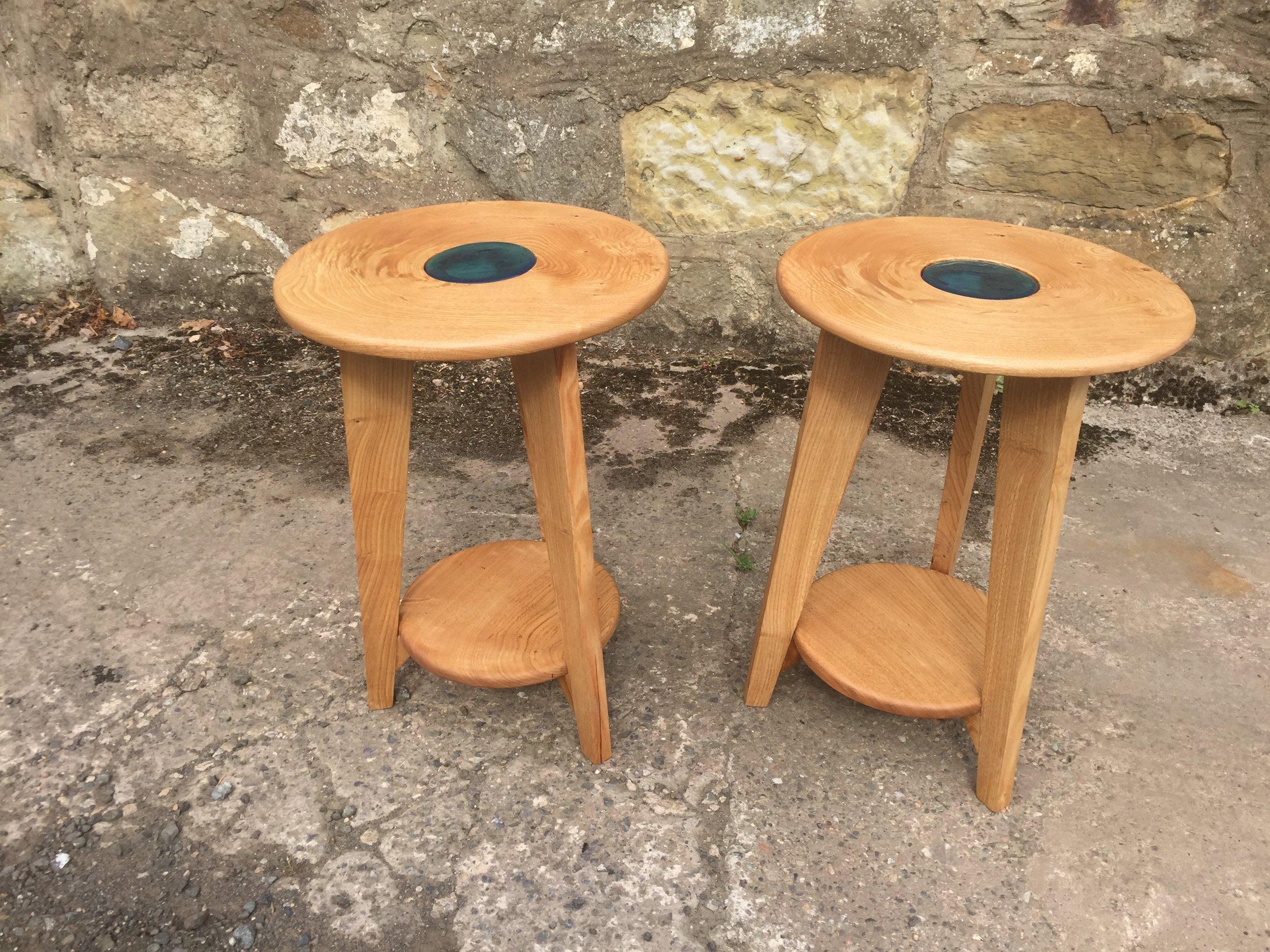 Loch side tables