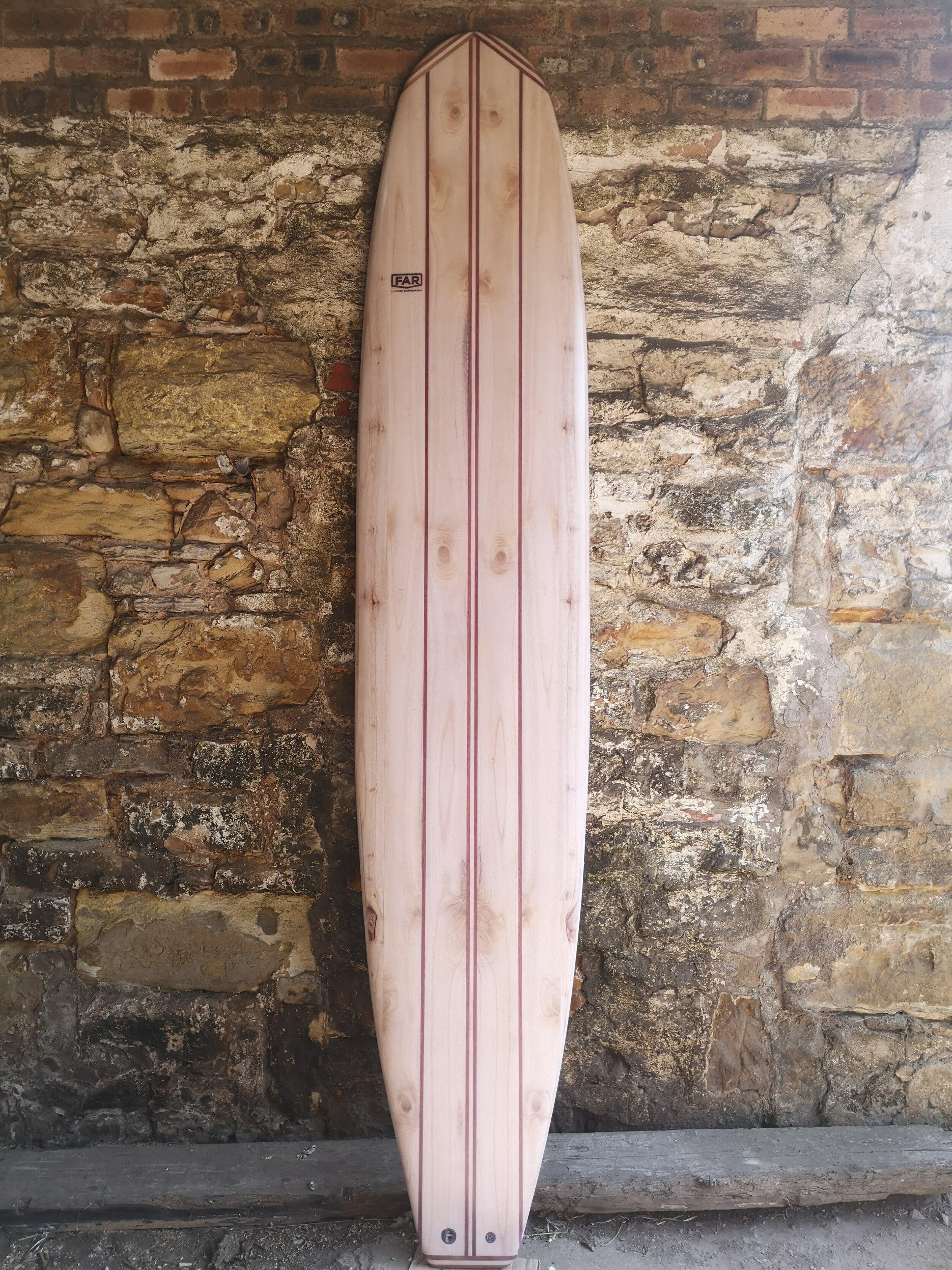 10' longboard