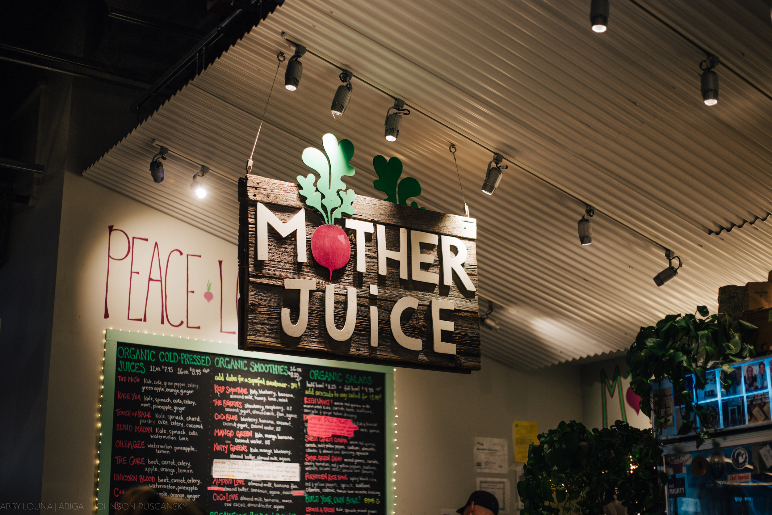 Our first stop was at the Boston Public Market for a Kale smoothie. Good, but not as good as the Maine Squeeze!