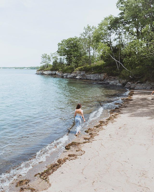 Last summer on Diamond Cove island 🌊