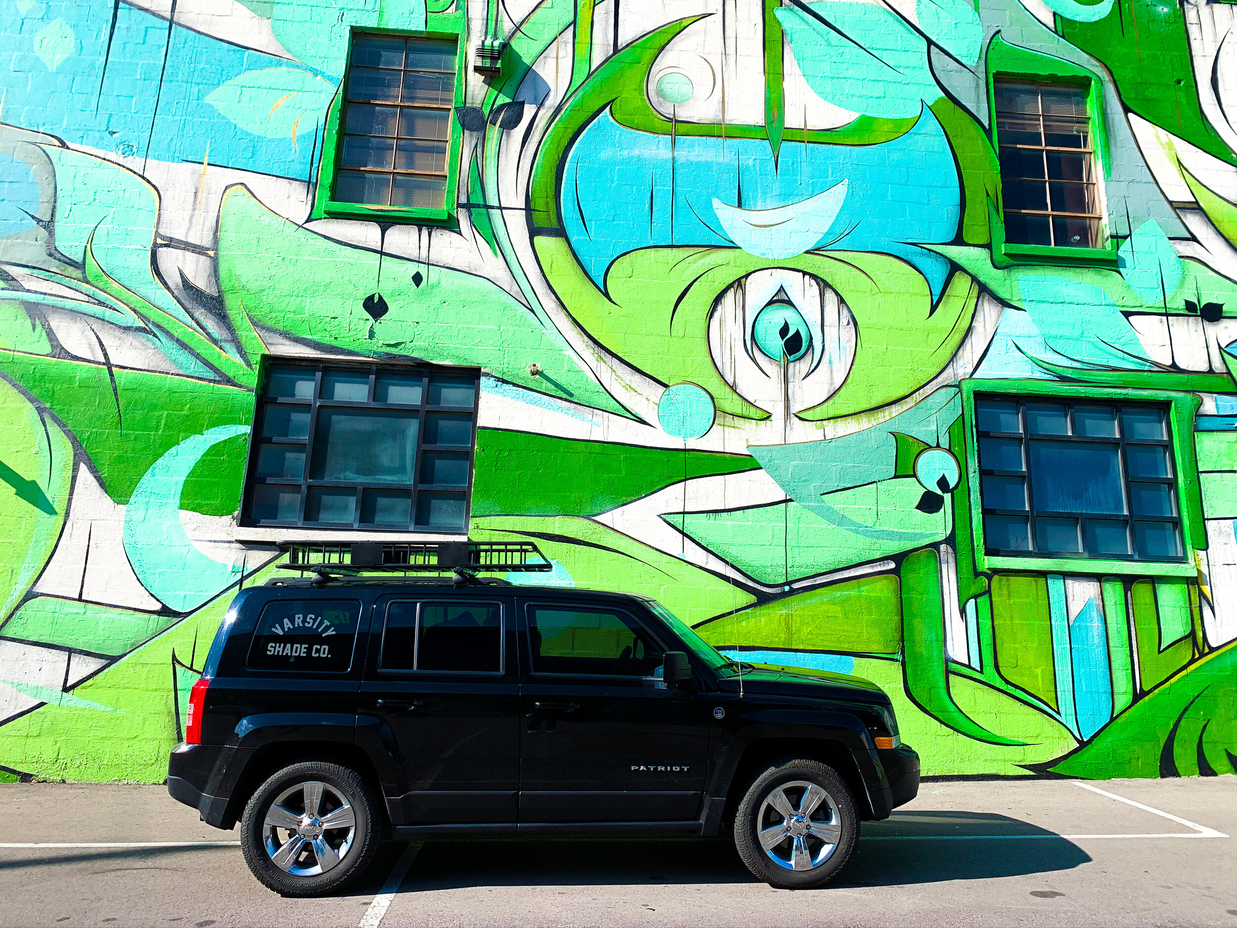 Grateful for this #AdventureMobile that takes us to such cool places!