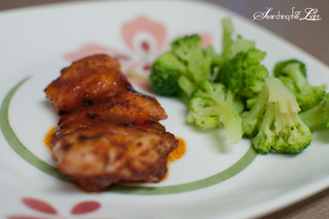 Honey Spiced Glazed Chicken {Delish Dish Recipe 2} | Denver Wedding Photographer | Vintage Wedding Photographer