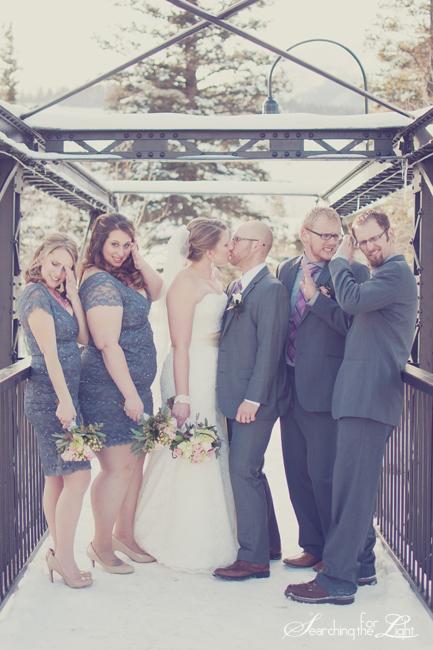 Winter Mountain Wedding {Anne & Jason | The Moments} | Denver Wedding Photographer | Denver Vintage Wedding Photographer