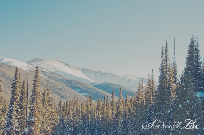 Winter Park {A Wintery Drive Day Two} | Denver Wedding Photographer | Denver Vintage Wedding Photography