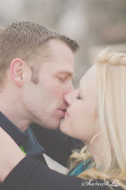 Winter Engagement {Colette & Matt | Golden, CO} | Denver Engagement Photographer | Denver Vintage Wedding Photographer