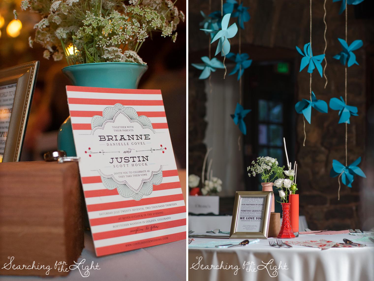 wedding Boettcher Mansion wedding photos from a Denver wedding photographer