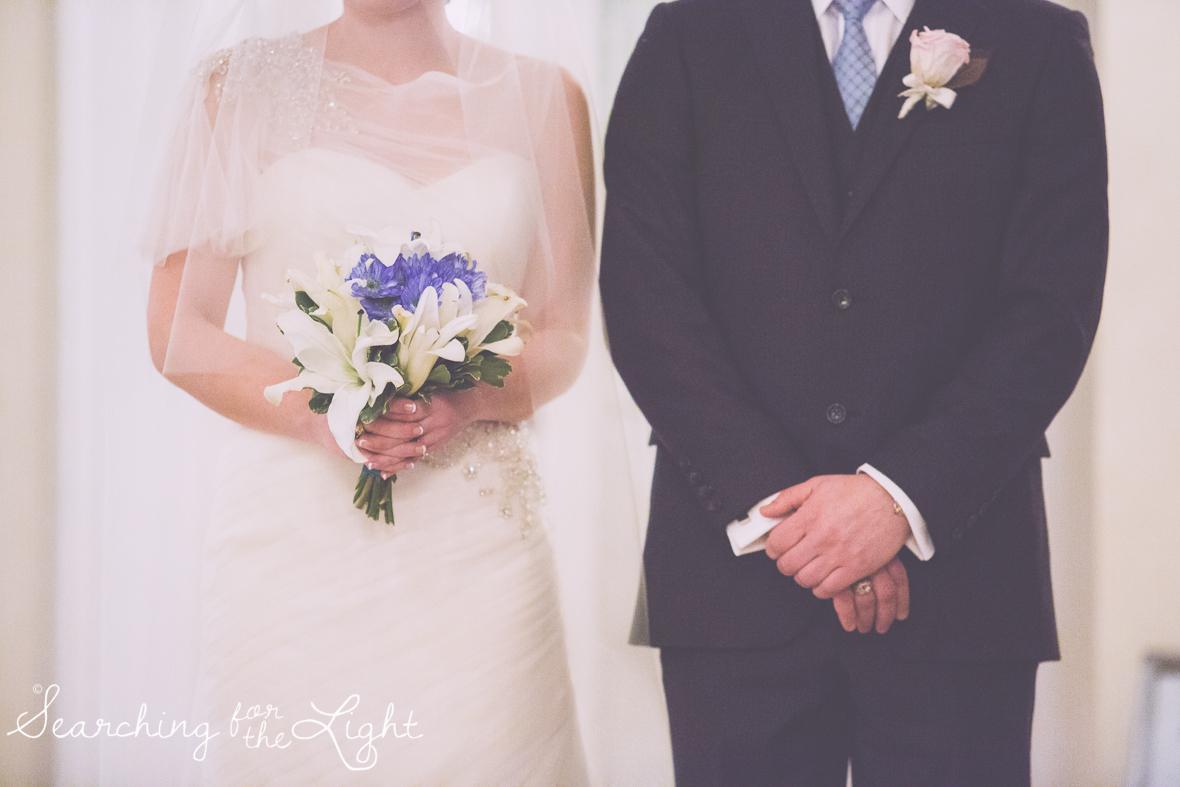 bride and groom Parkside mansion wedding photo by denver wedding photographer, romantic evening wedding photo, city wedding