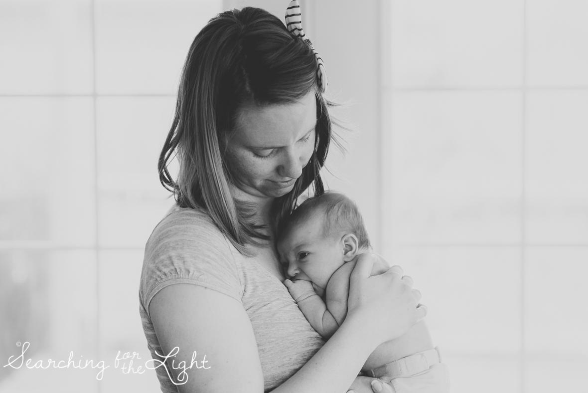 Denver Newborn Photographer Being a Mom, a Bittersweet Thing