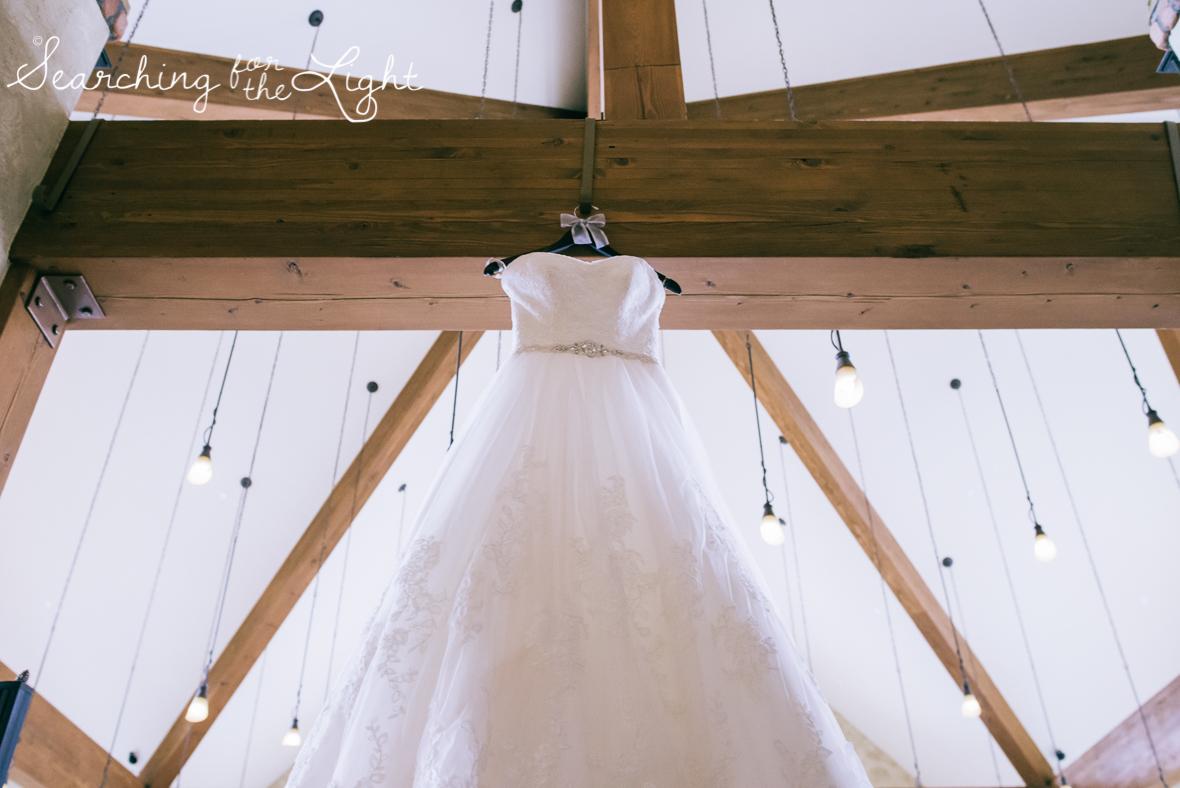 colorado wedding photographer, winter estes park wedding, winter wedding, wedding dress