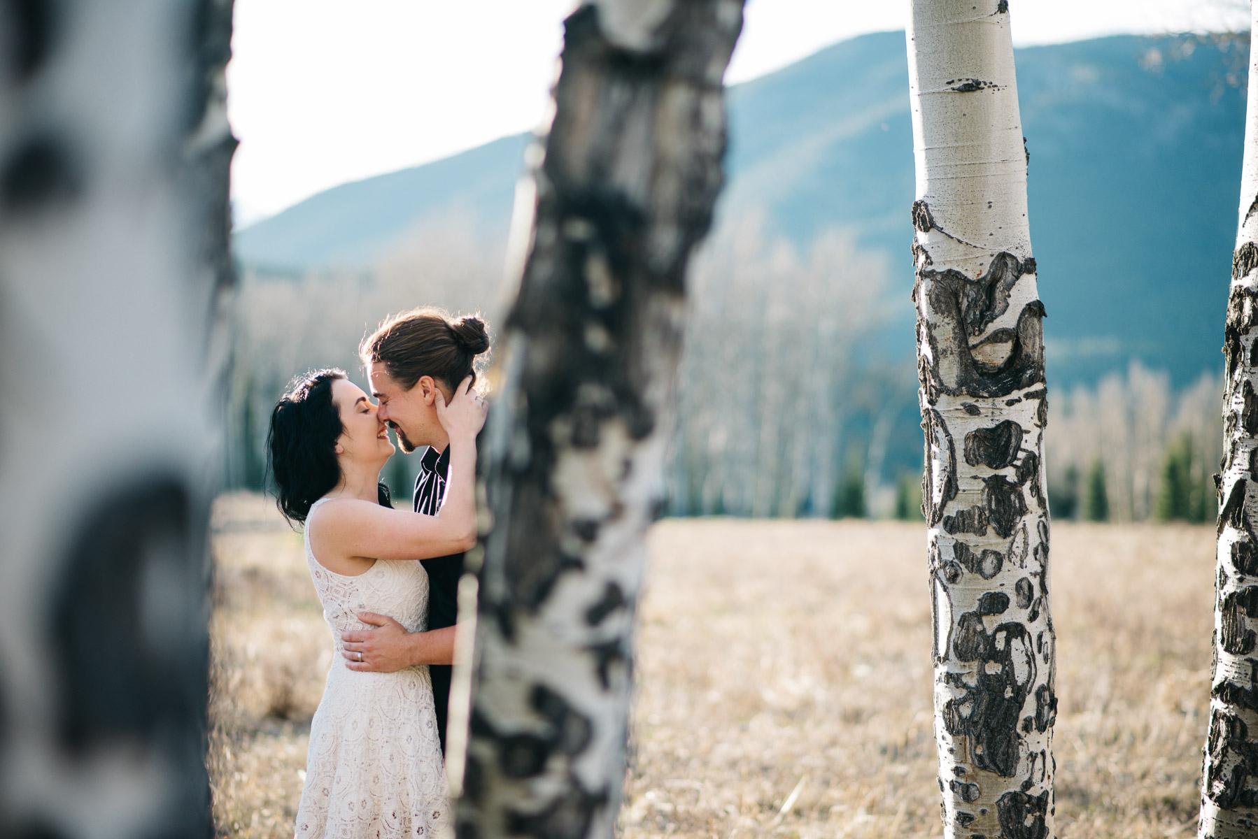 Denver Colorado Couple Photographer Anniversary Mountain Photographer
