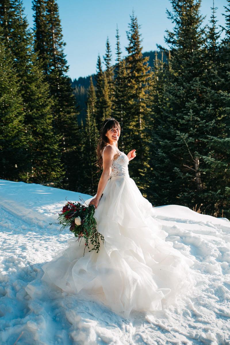 Mountain Colorado Destination Wedding Photographer.