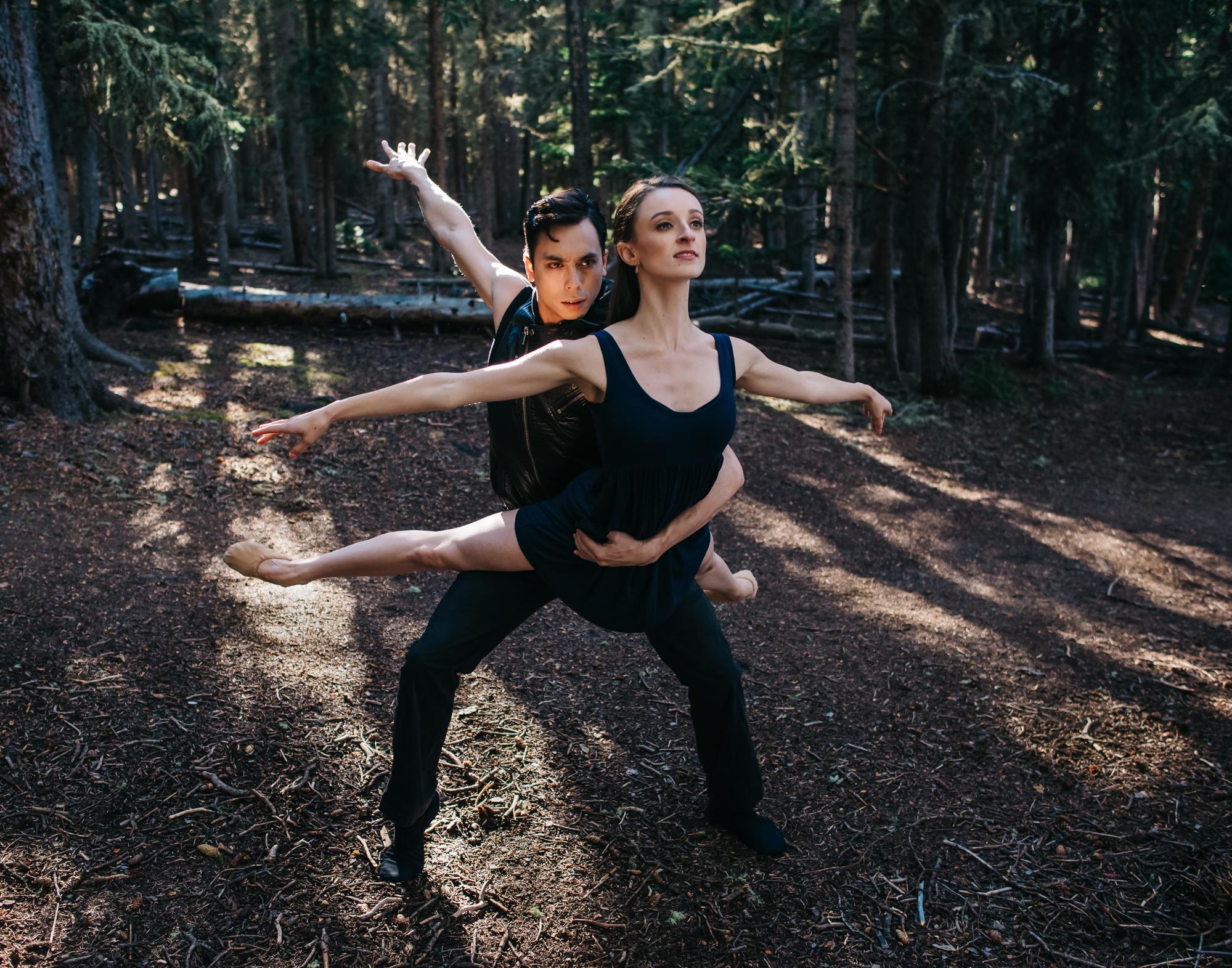 Dance Photographer Denver, Colorado