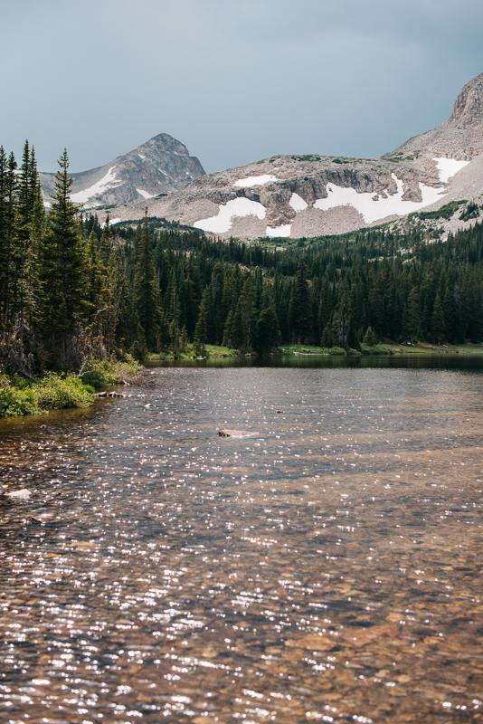 Family Friendly Hike in Colorado {Lake Mitchell | Denver, Colorado Mountain Family Photographer}