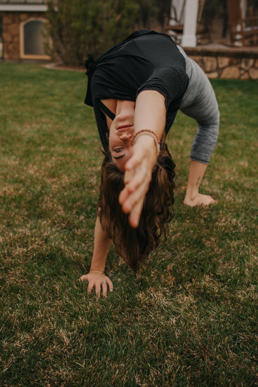 Denver Colorado Dance Photographer | Yoga Photographer | {Dance Photography Denver, Colorado Yoga Photography
