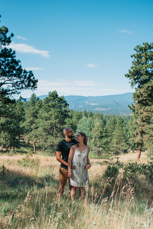 {Denver Anniversary Ideas | Anniversary Celebration Photography Session} | Jennifer & Daniel Couple Photography