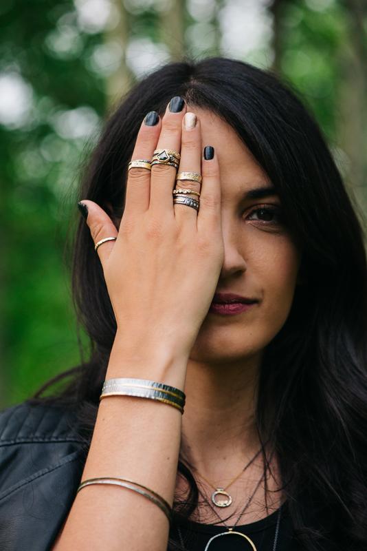 Denver, Colorado Branding Photographer {Kate Maller Jewelry Aspen Collection | Jewelry Branding Photographer}