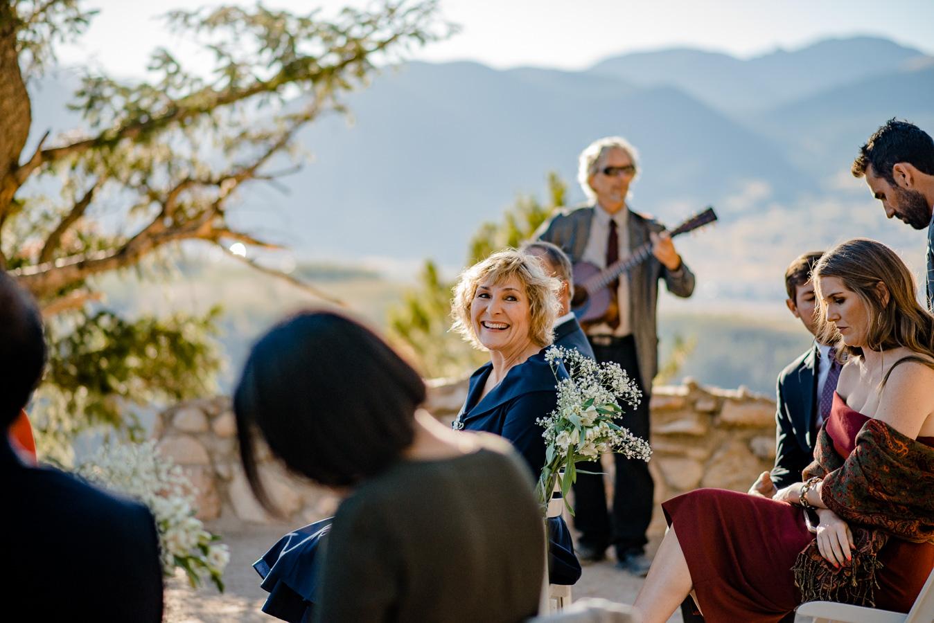 Sapphire Point Overlook Breckenridge, Colorado Mountain Elopement Intimate Wedding { Sarah & Malin} | Capital Hill  Denver Colorado Mountain Elopement Photographer