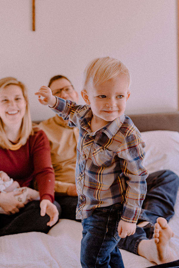 In Home Photography Lifestyle Family { Wynkoop Family | Colorado}