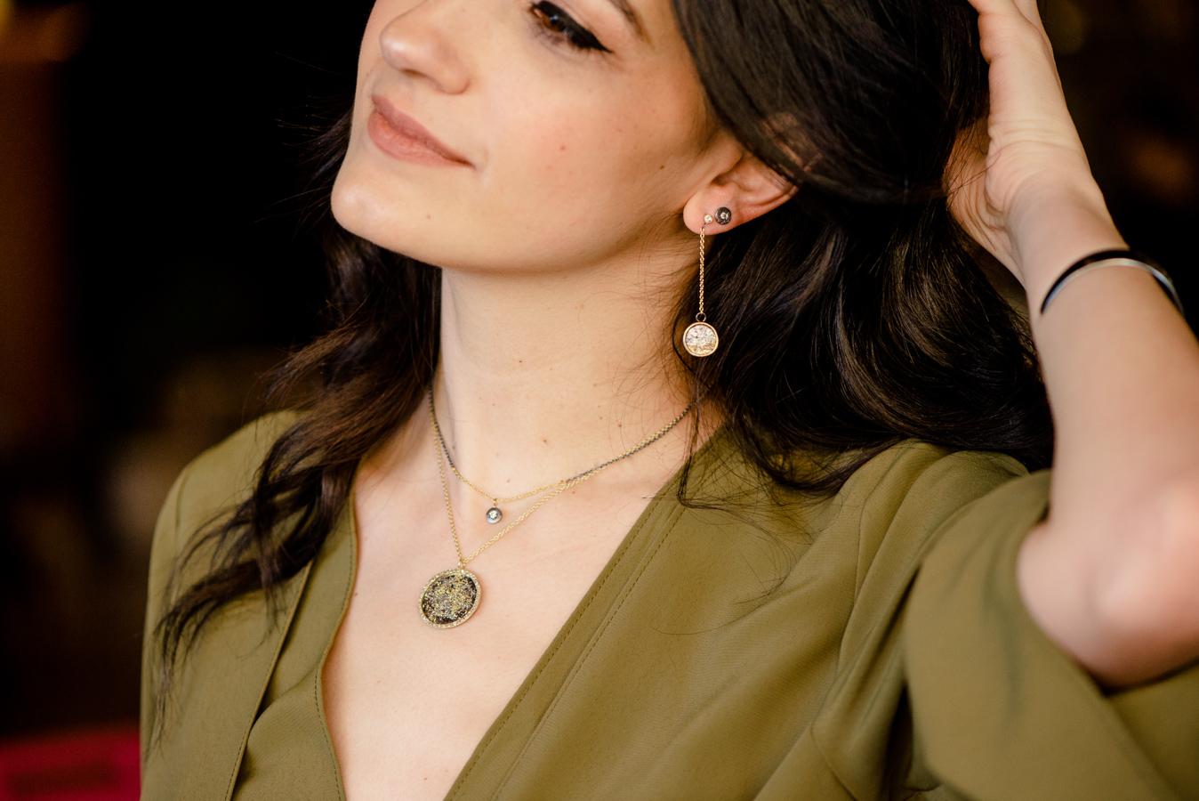 Denver Branding Photography { Kate Maller Jewelry | Spring Fine Jewelry Collection} | Wash Park Denver Colorado Branding Photographer