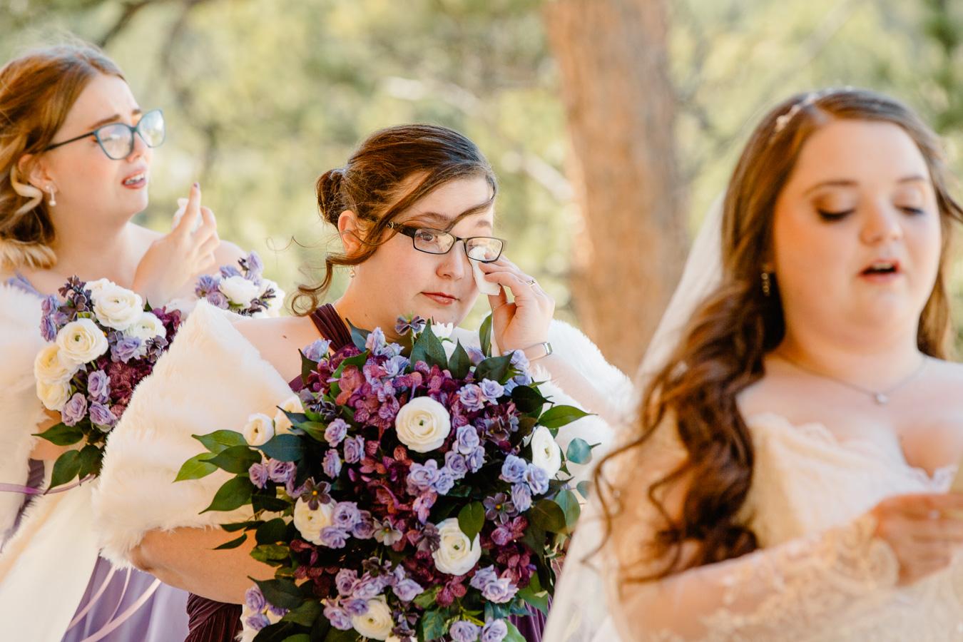 Rocky Mountain National Park Intimate Wedding {Brea & Kyle | Black Canyon Inn Wedding} | National Park Elopement Photography