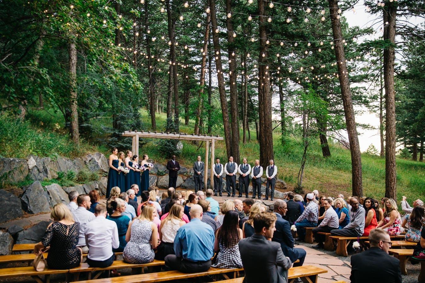 Mountain Colorado Wedding Photographers   Searching for the Light Photography   By Trevr