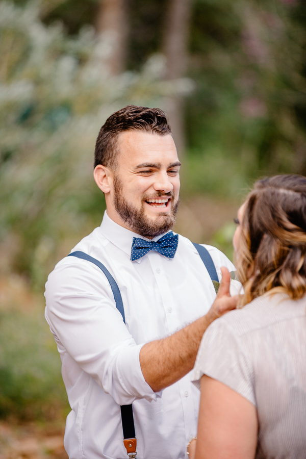 Colorado Mountain Elopement Photographers {Katy & Christian | Elopement | By Brittany } | Clear Creek Golden, Colorado Elopement