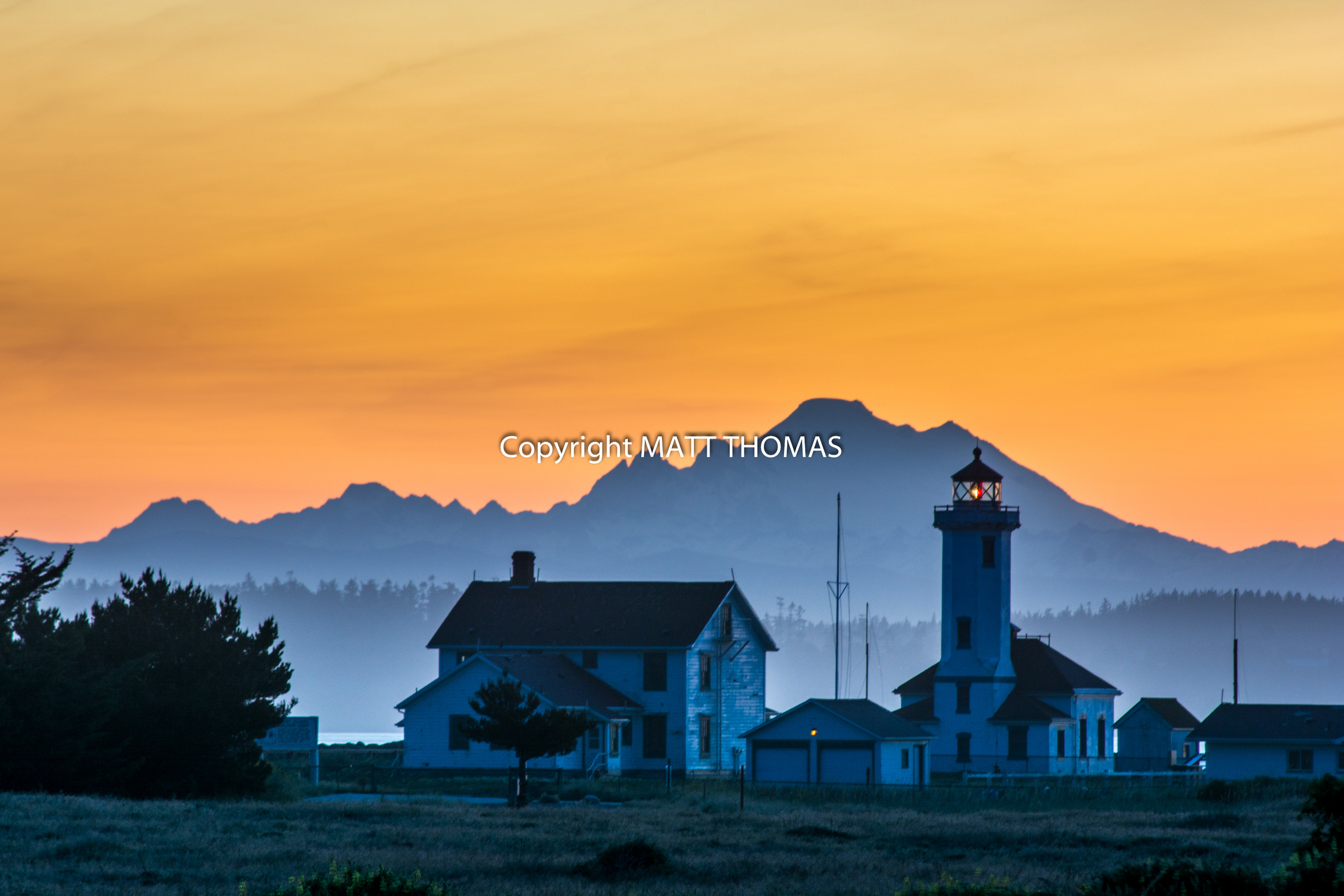First Light Point Wilson Lighthouse