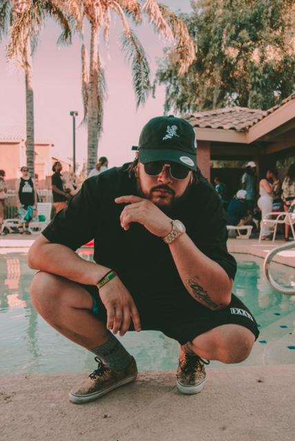Yung Crissuh - Born in Tucson Arizona,Chris