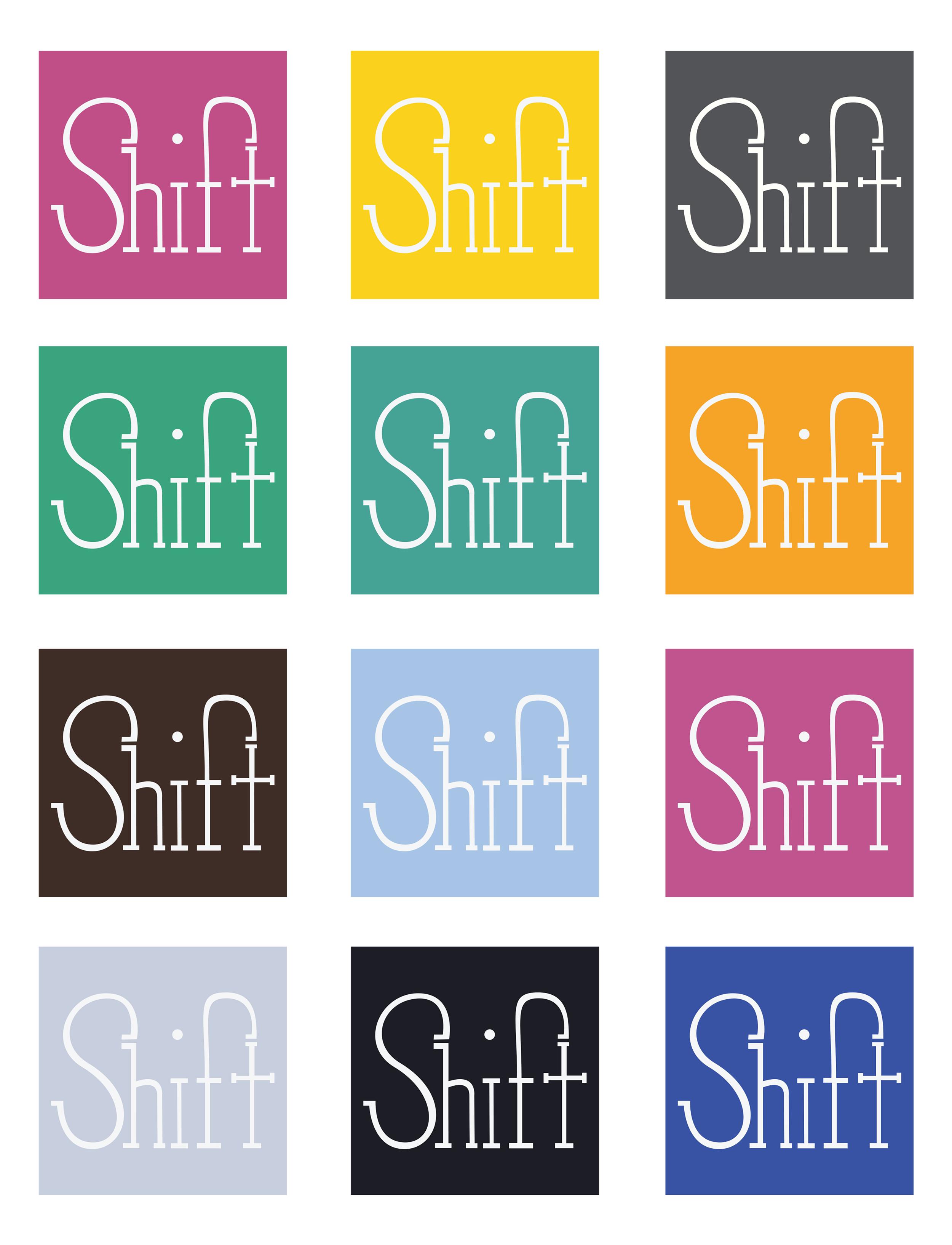 Shift Logos