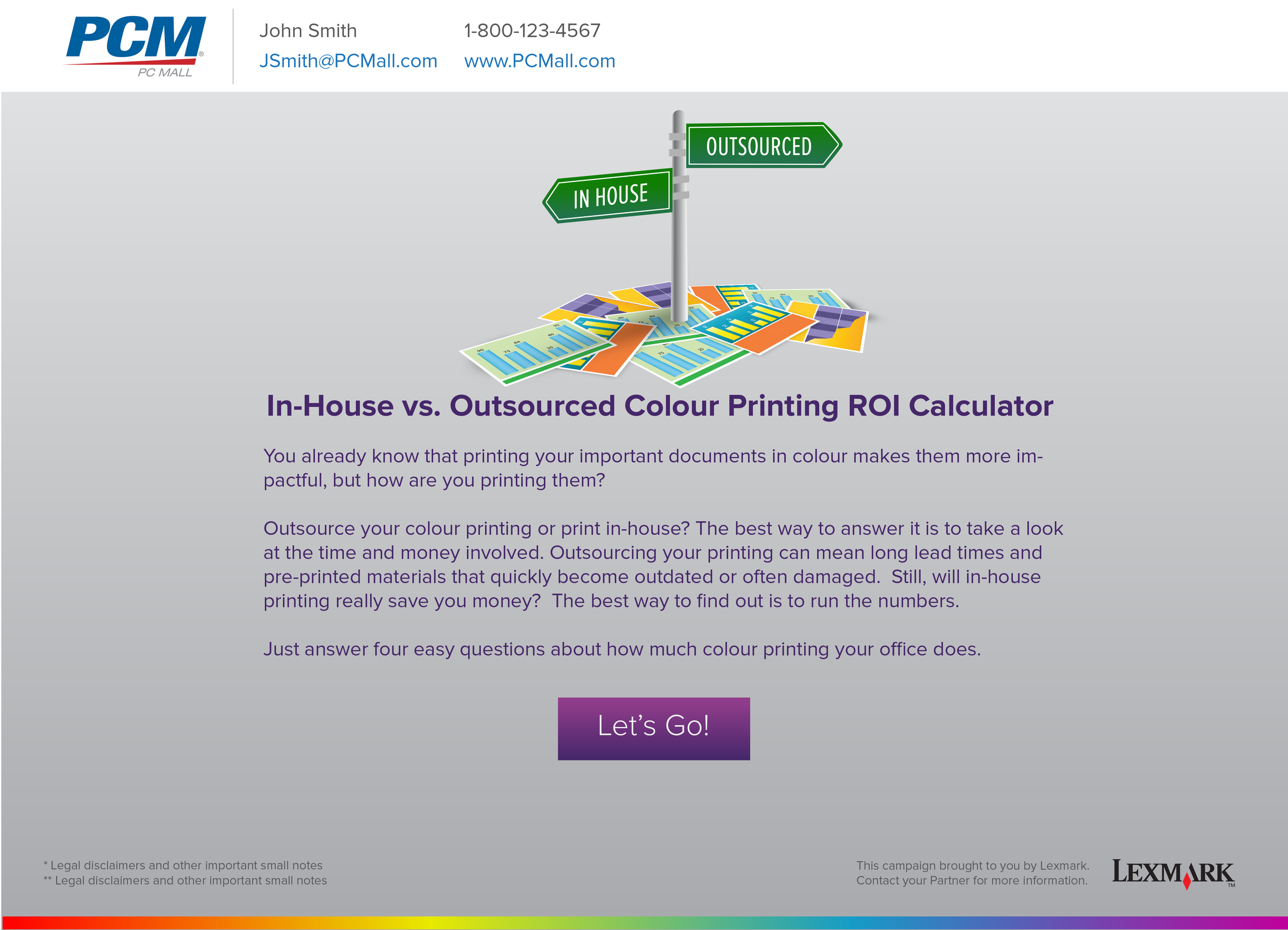 Color Touch 2 - Landing Page