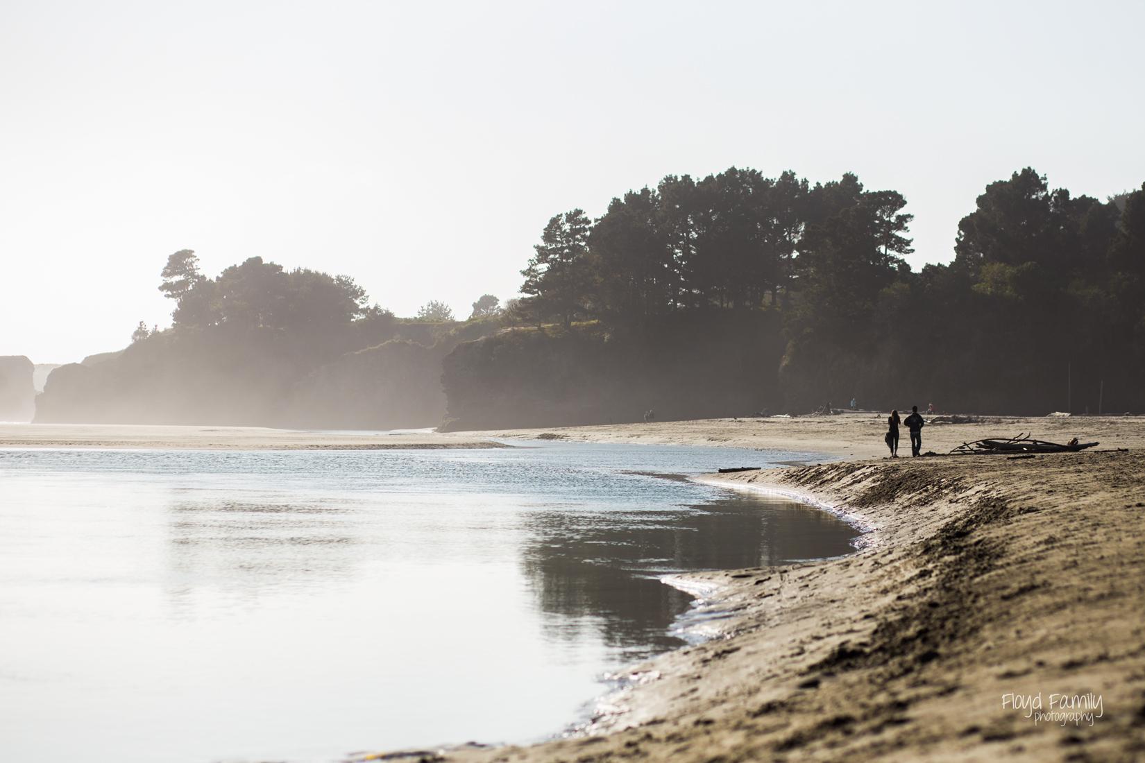 People on beach-summer-activities-Placerville-Children-Photographer